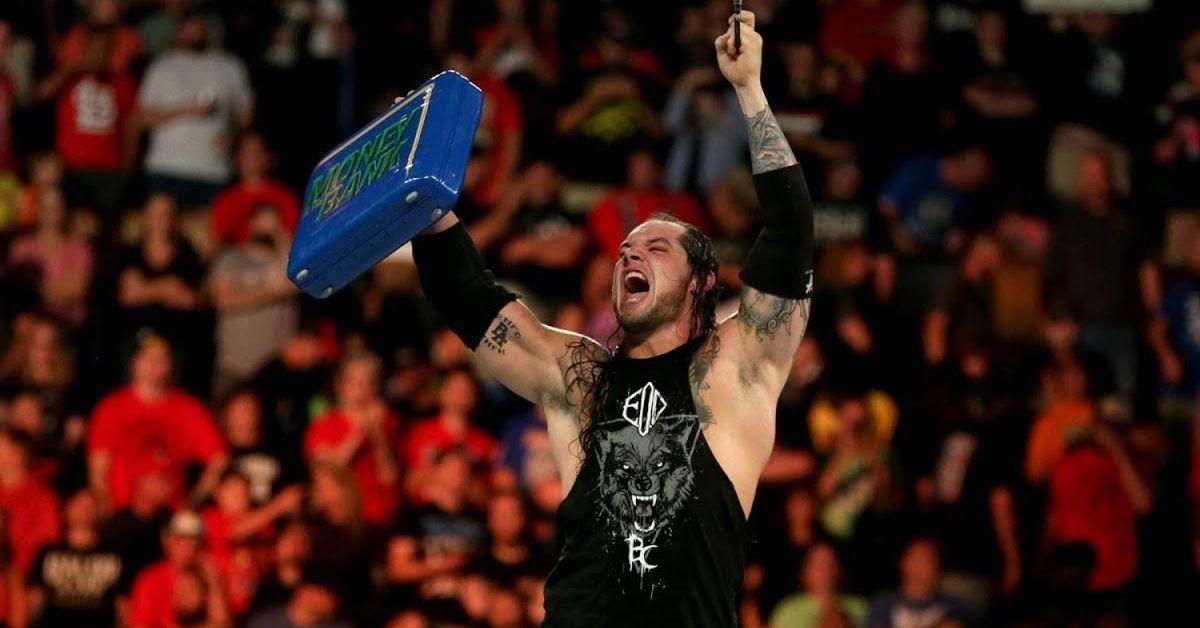 WWE Baron Corbin Money in the Bank 2017