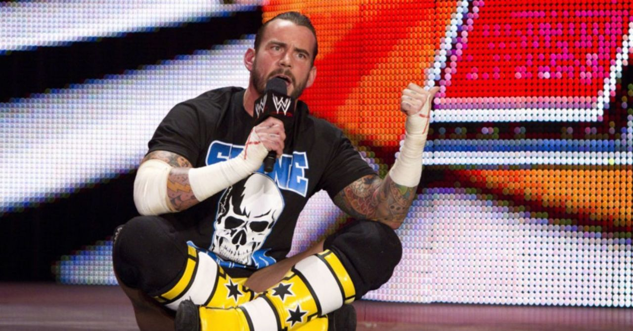 CM Punk Returning to FS1 Tonight for a WWE SummerSlam 1992 Watch Party