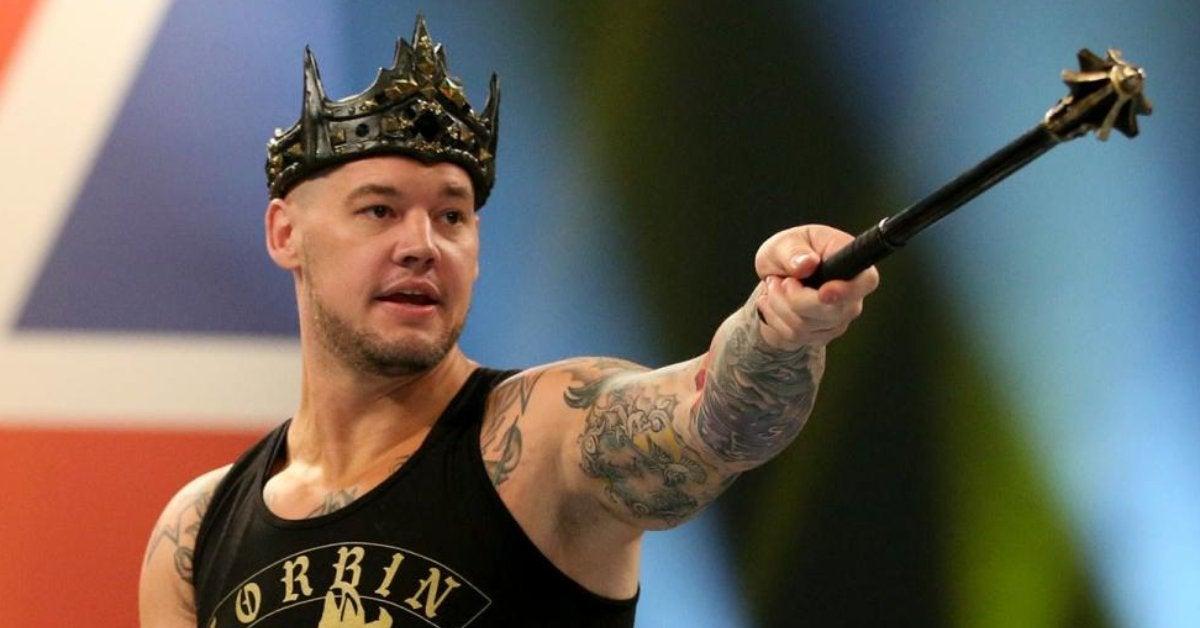 WWE King Baron Corbin SmackDown