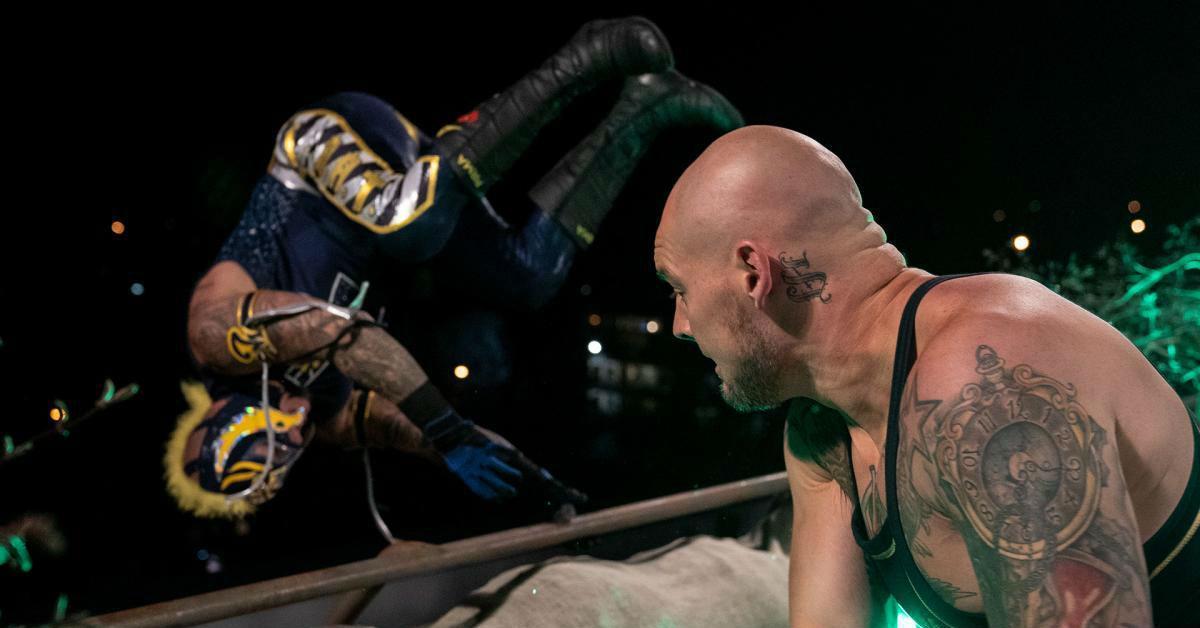WWE-King-Corbin-Rey-Mysterio-Aleister-Black