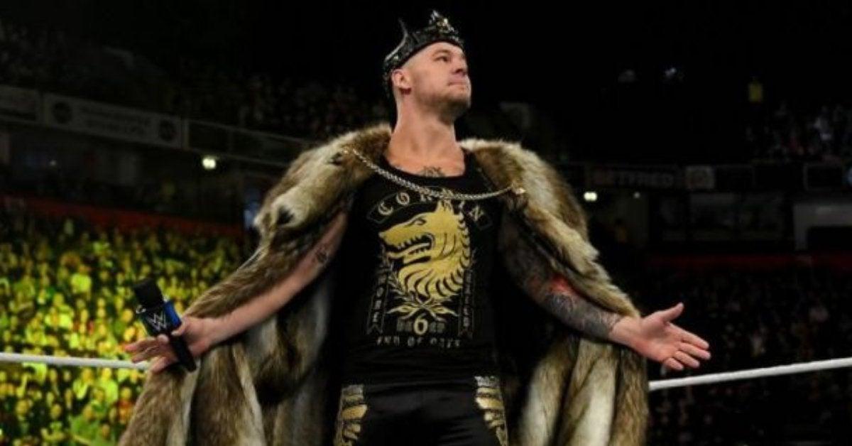 WWE King Corbin SmackDown