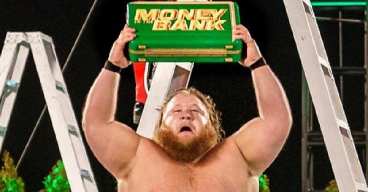 WWE Money in the Bank Winner Otis
