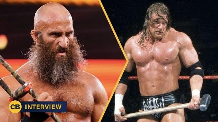 WWE-NXT-Tommaso-Ciampa-Triple-H-Crutch-Sledgehammer