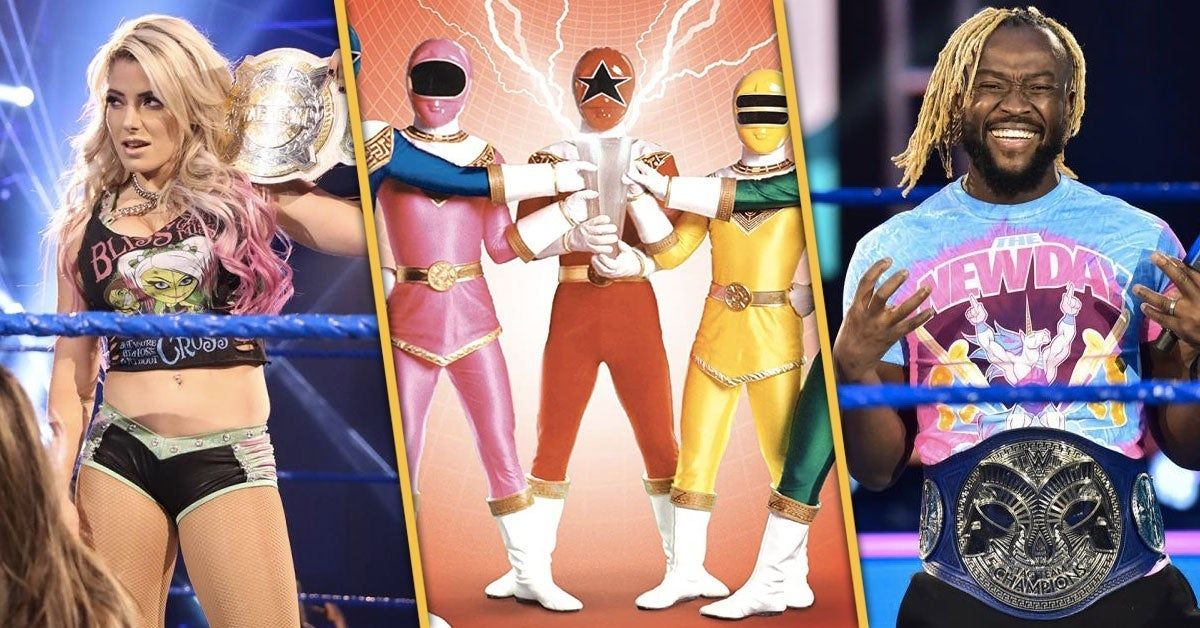 WWE-Power-Rangers-Zeo-Team-Video-Intro