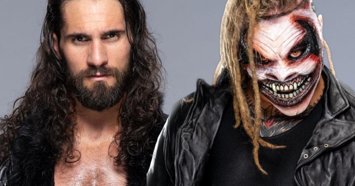 WWE Seth Rollins Messiah Bray Wyatt The Fiend