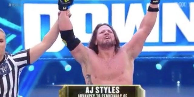 WWE-SmackDown-AJ-Styles-Traded-SmackDown