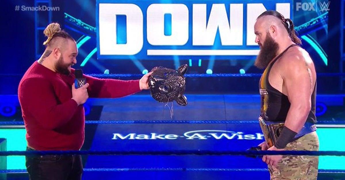 WWE-SmackDown-Braun-Strowman-Bray-Wyatt-Face-To-Face