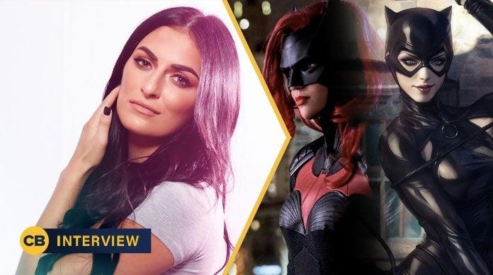 WWE-Sonya-Deville-Catwoman-Batwoman