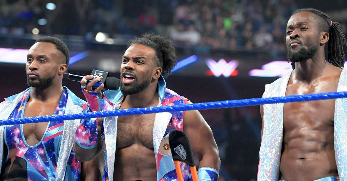 WWE-The-New-Day-Xavier-Woods