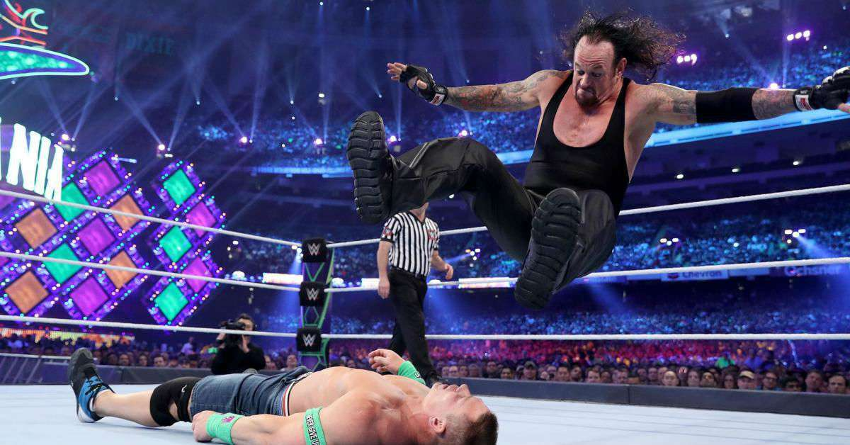 WWE-The-Undertaker-John-Cena