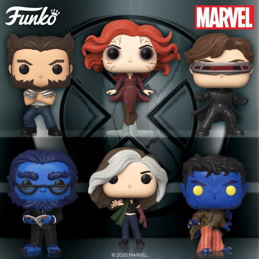 POP X-Men 20th Marvel Professor X