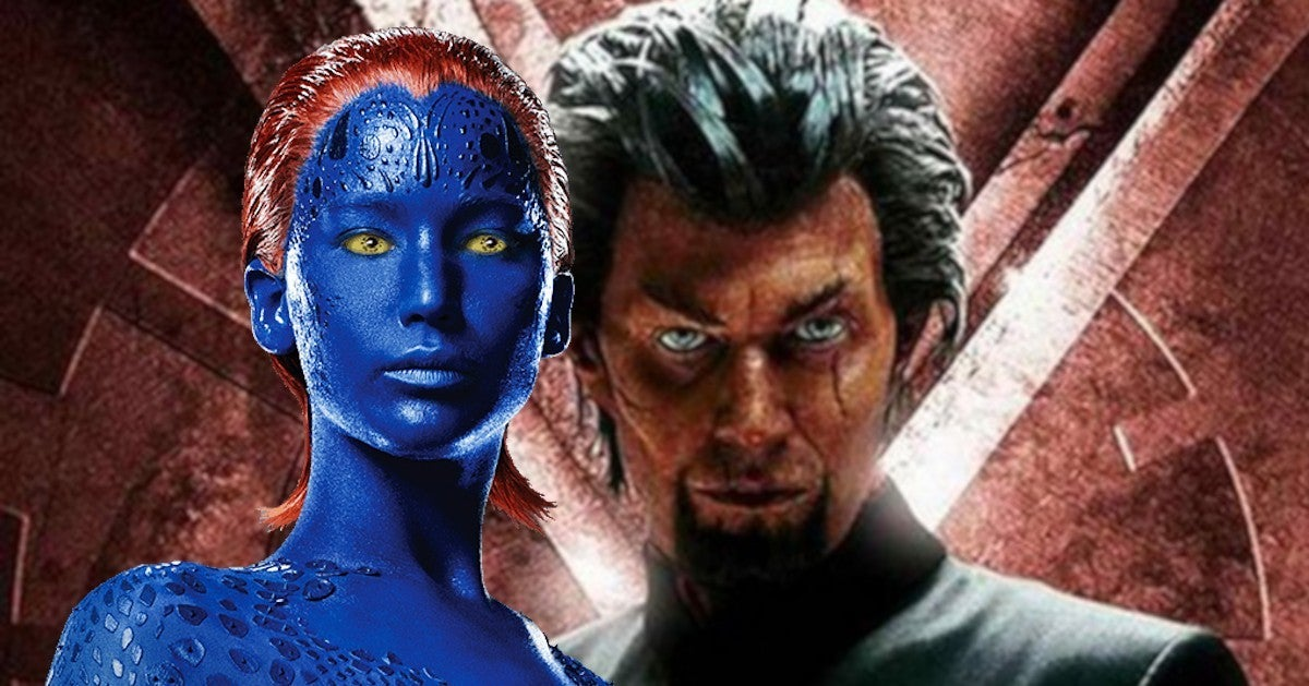 X-Men Movies Producer Confirms Mystique Azazel Father Daughter Connection