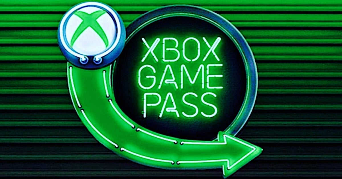 xbox game pass green