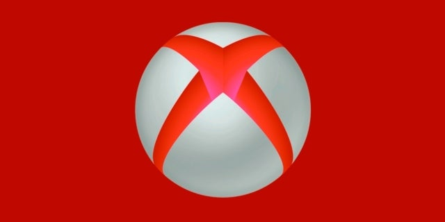 xbox one logo red
