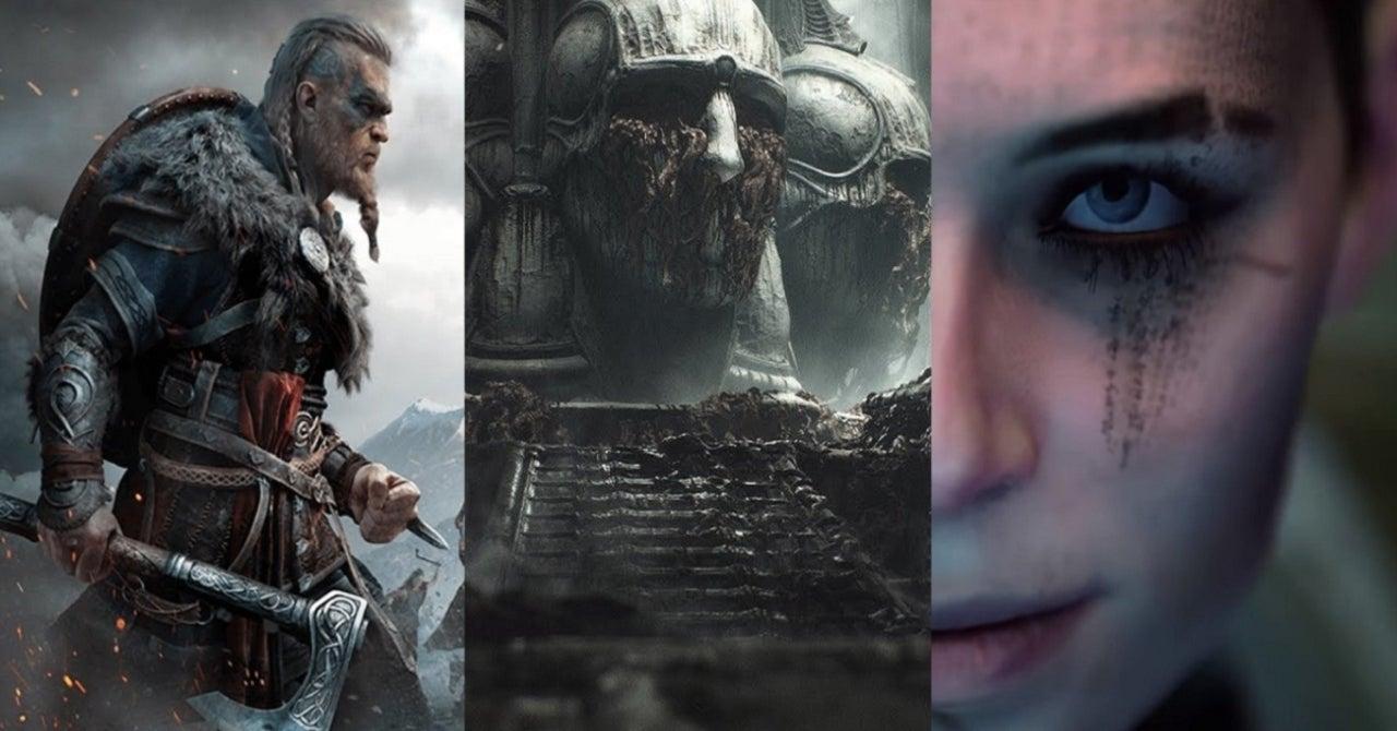 Xbox Series X Reveals 11 New Next Gen Games