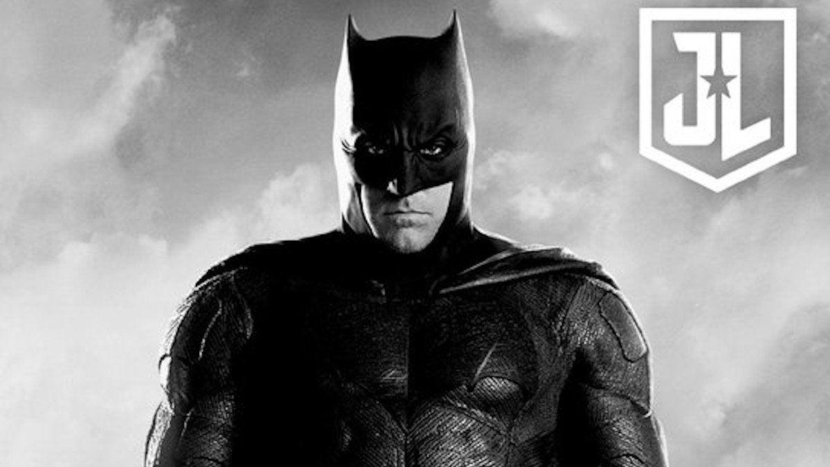 Zack Sndyer Justice League Batman