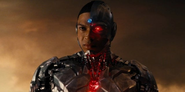 Zack Snyder Justice League Ray Fisher Cyborg