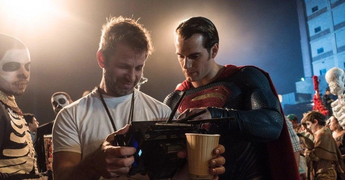 Zack Snyder Wishes Henry Cavill Happy Birthday