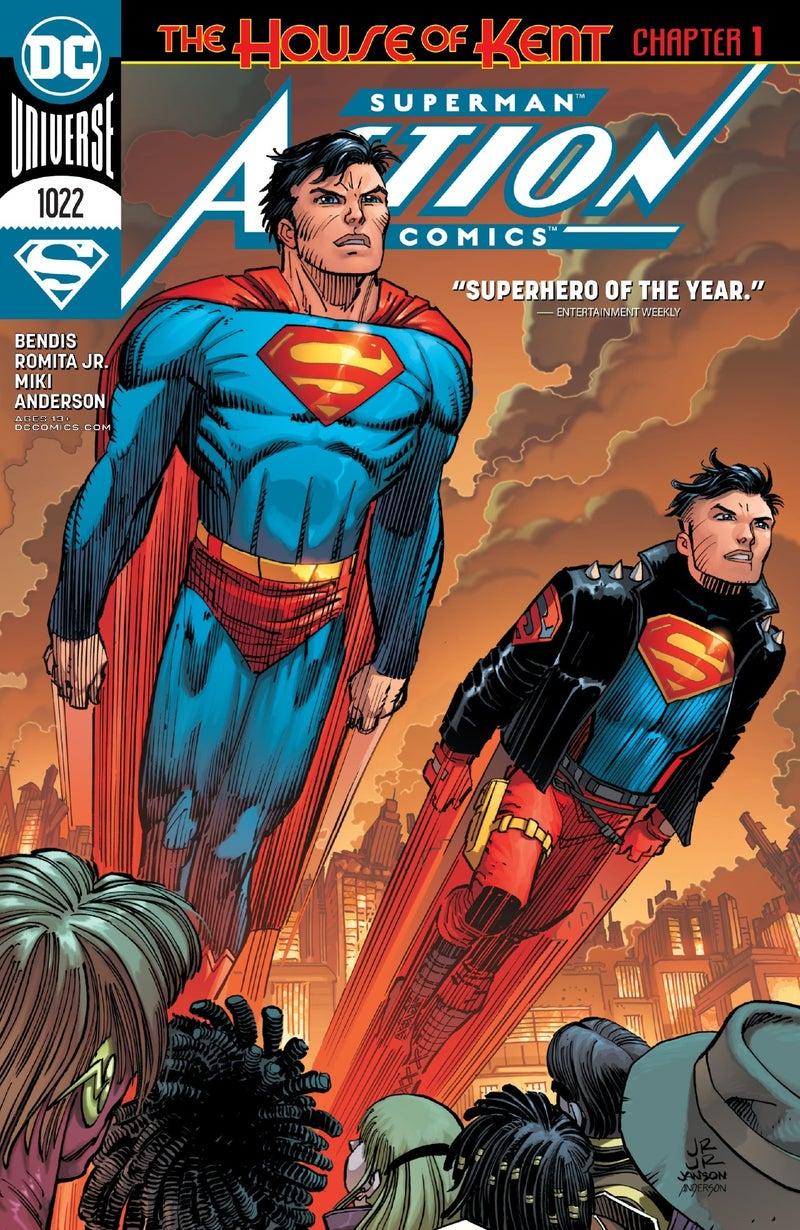 action comics 1022