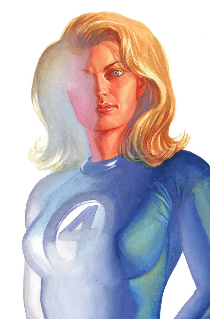 Alex-Ross-Timeless-Invisible-Woman-Cover