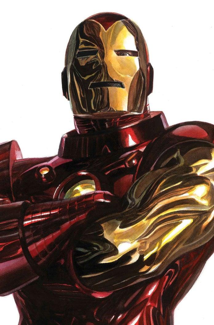 Alex-Ross-Timeless-Iron-Man-Cover