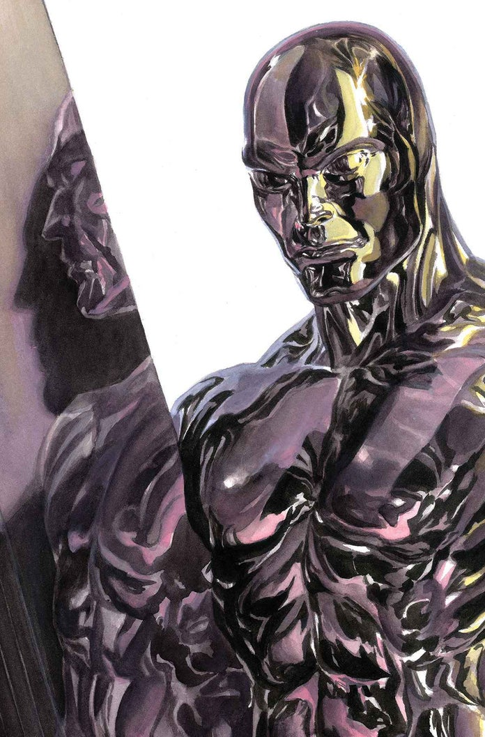 Alex-Ross-Timeless-Silver-Surfer-Cover