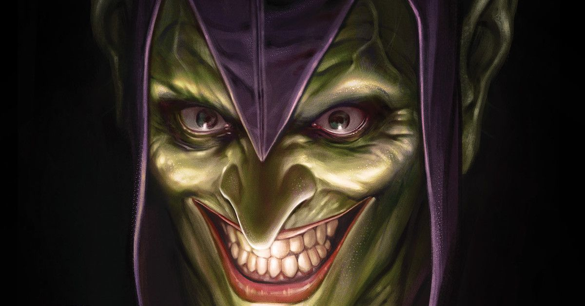 Amazing Spider-Man Green Goblin Return