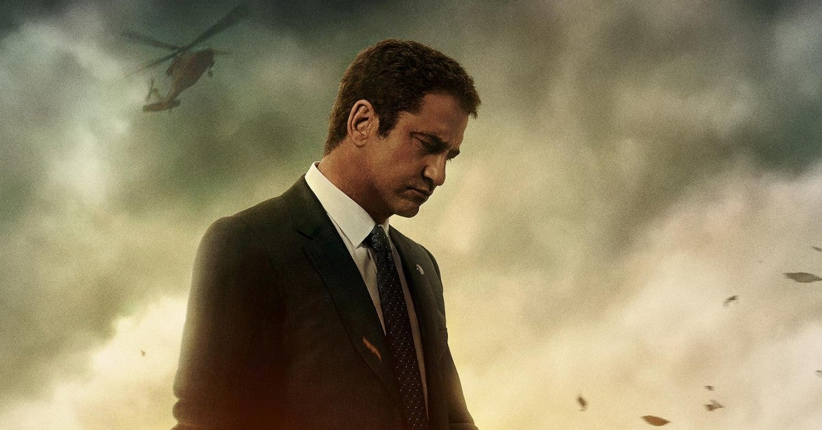 Angel Has Fallen Sequel In Works Gerard Butler