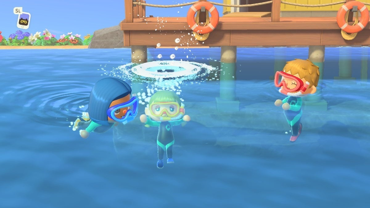 animal crossing new horizons swimming new cropped hed