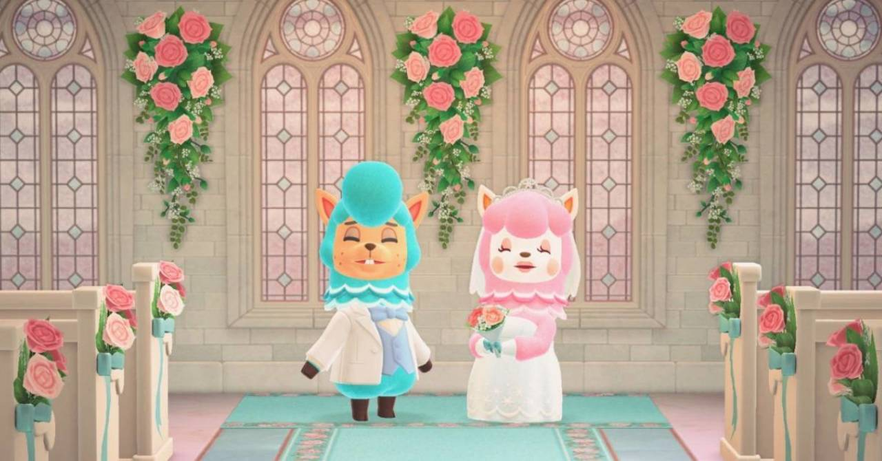 Animal Crossing Players are Celebrating Wedding Season in Delightfully Wholesome Ways
