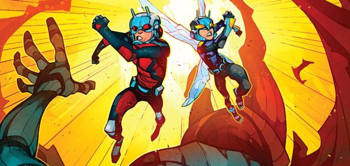 Ant-Man #5 2020