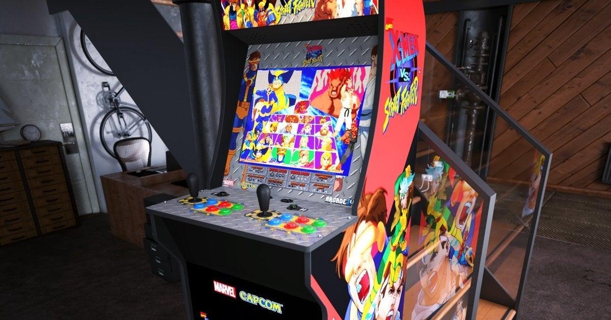 arcade1up-x-men