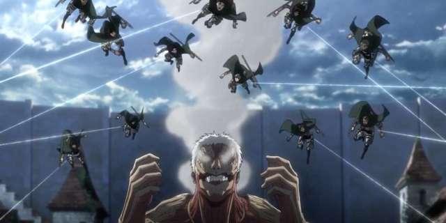 Attack On Titan Executive Staff