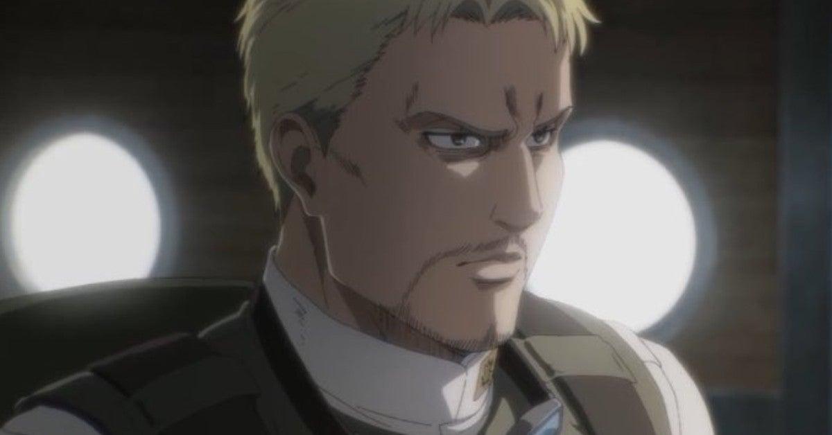 Attack on Titan Final Season Reiner