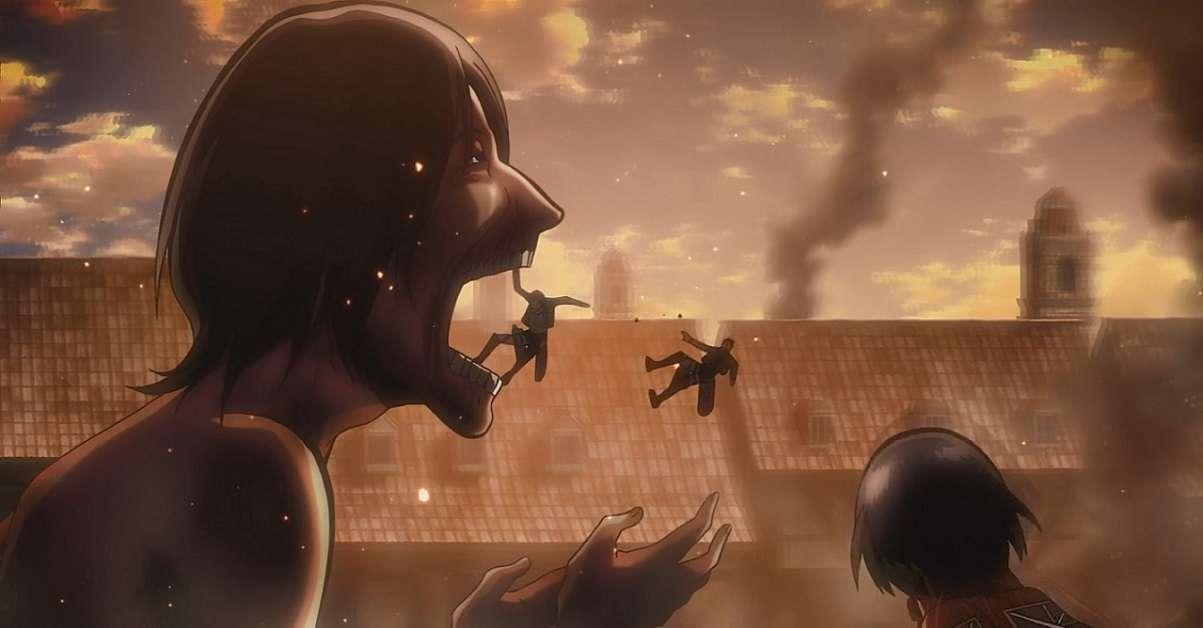 Attack On TItan Finale Survive