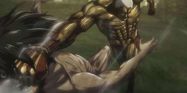 Attack On Titan Re-Match