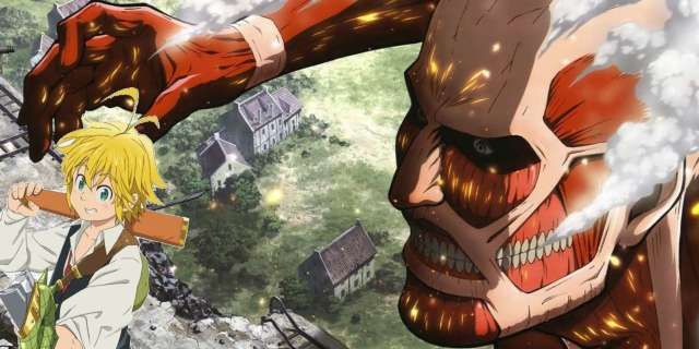 Attack On Titan Seven Deadly Sins