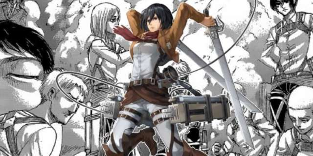 Attack On Titan Survey Corps