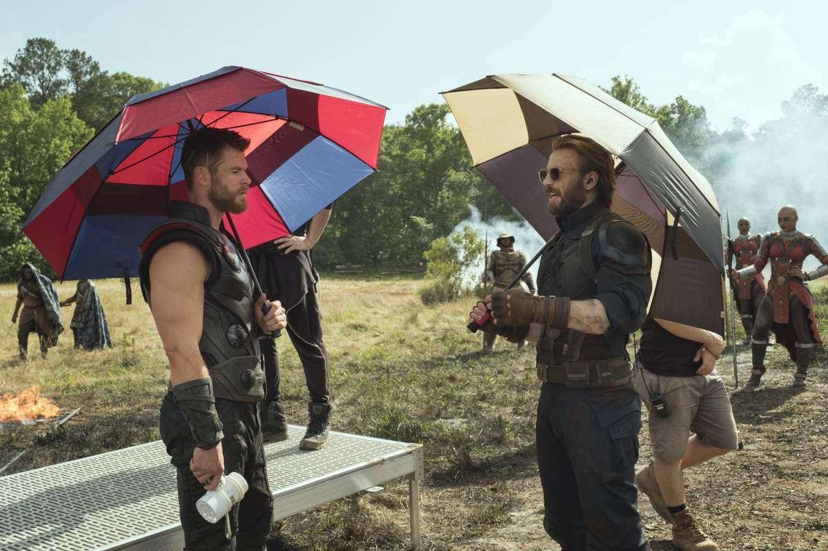 Avengers_ Infinity War BTS 002