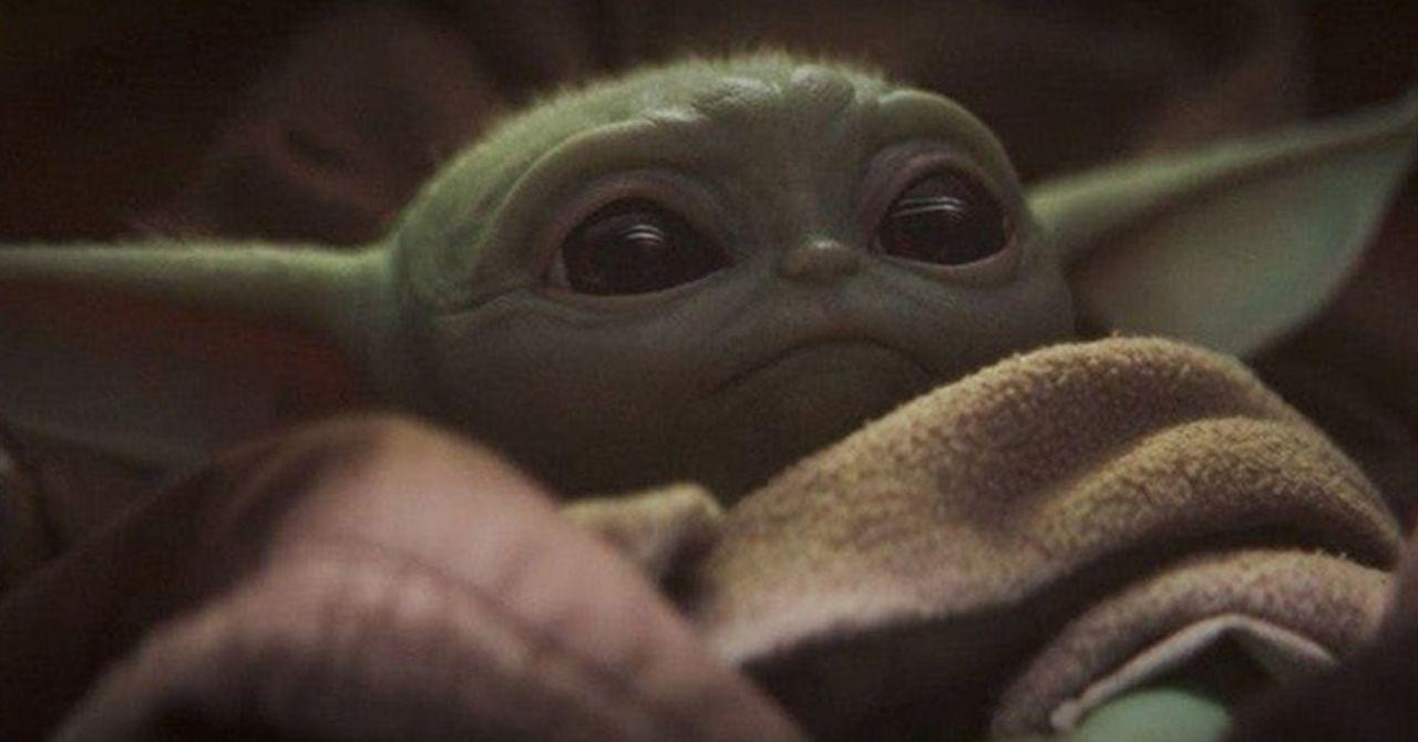 baby yoda the mandalorian 1226621