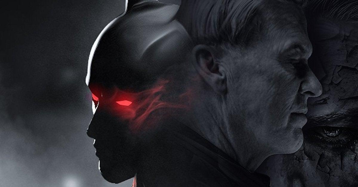 Batman Beyond Movie Poster By BossLogic Michael Keaton