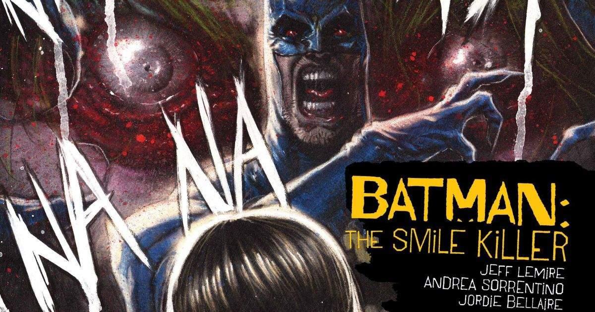batman smile killer