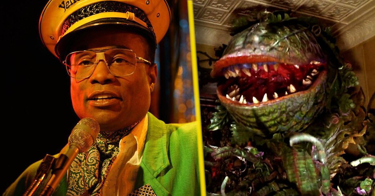 billy porter audrey 2 little shop of horrors