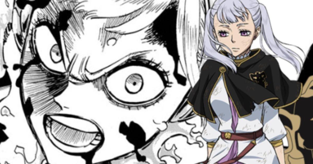 Black Clover Noelle Intense Attack Vanica Megicula Fight Manga Spoilers