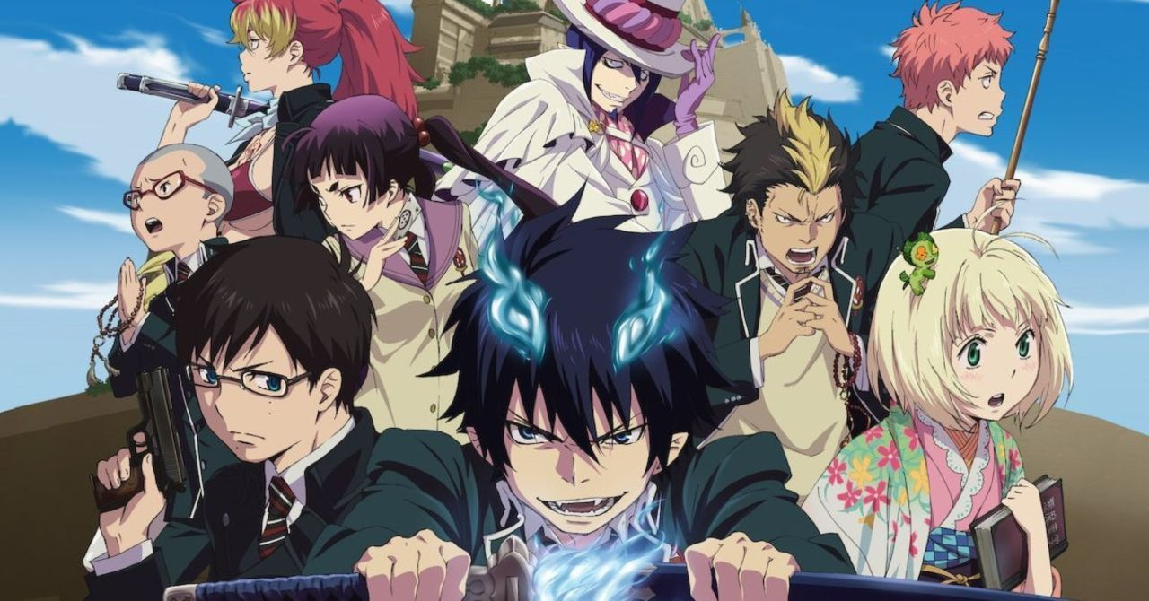 Famous Manga Artists Celebrate Blue Exorcist S 10th Anniversary With Special Artwork