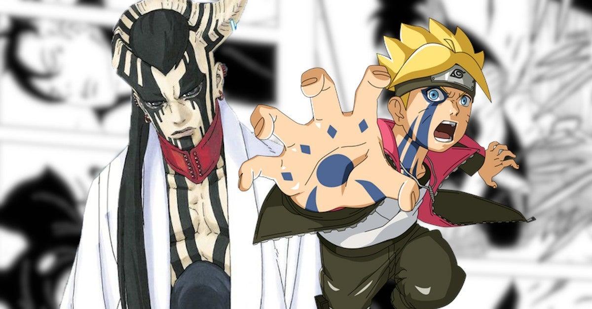 Boruto Manga 47 How Karma Seal Works Otsutsuki Resurrection Process Explained
