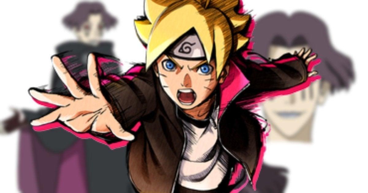 Boruto Naruto Anime Original Character Deepa Kara