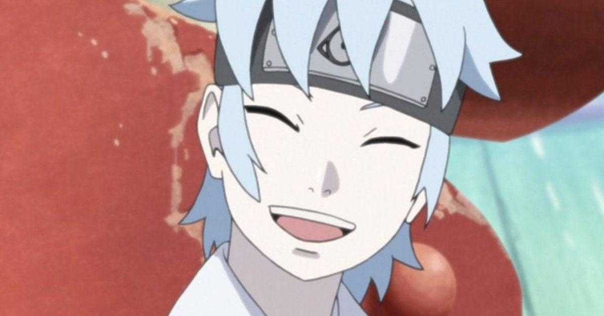 Boruto Naruto Mitsuki Anime Manga