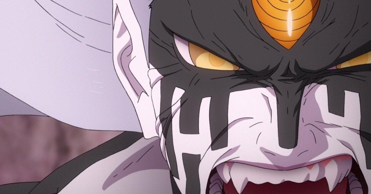 Boruto Naruto Momoshiki Otsutsuki