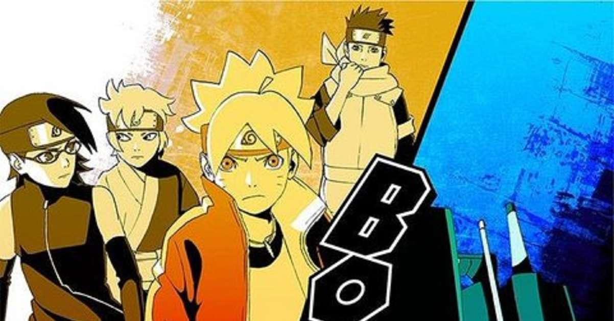 Boruto Naruto Return Date